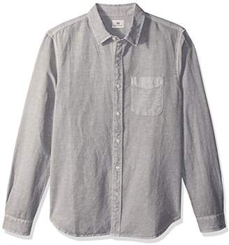 AG Adriano Goldschmied Men's Colton Long Sleeve Button Down