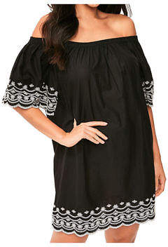 Womens Daisy Off The Shoulder Dress