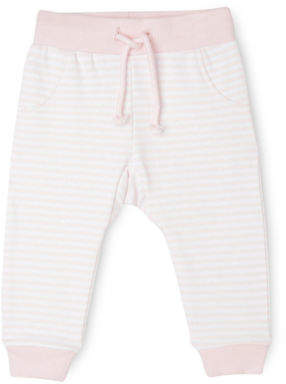 Sprout NEW GIRLS ESS TBL TRACKPANT - PINK/ WHITE STRIPE Lt Pink
