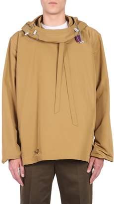 Lanvin Oversized Hooded Jacket