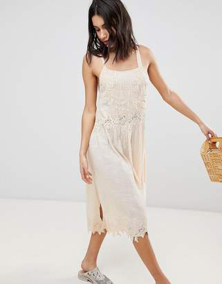 Free People In Your Arms Midi Dress