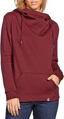 Volcom Walk On By Funnel Neck Hoodie