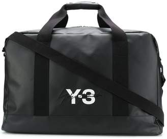 Y-3 top handle duffle bag