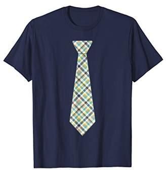 Funny Tie Formal Wear T Shirt