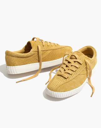 Madewell x Tretorn Nylite Bold III Perforated Platform Sneakers