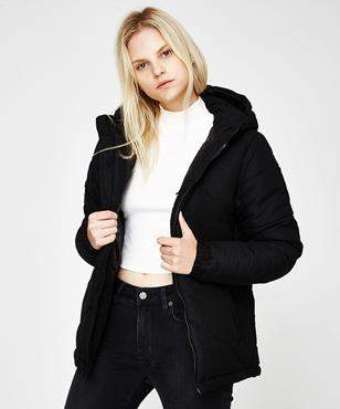 LOFT Huffer Insulated Jacket Black