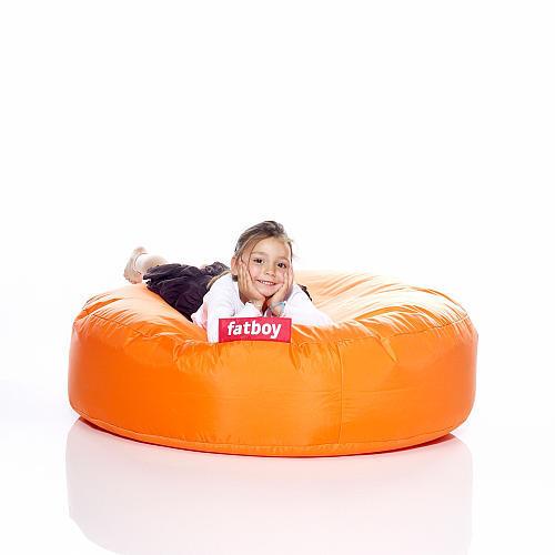 Fatboy® Bean Bag Lounge Chair - Island Orange