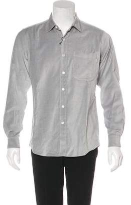 Patrik Ervell Flare Collar Work Shirt w/ Tags