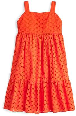 J.Crew crewcuts by Eliza Eyelet Dress