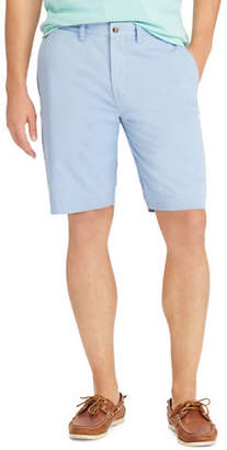 Polo Ralph Lauren Stretch Cotton Logo Shorts