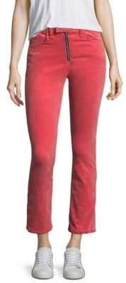 Rag & Bone Dojo Velvet Jeans