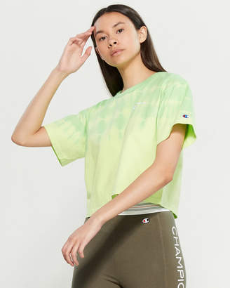 Champion Tie-Dye Short Sleeve Tee