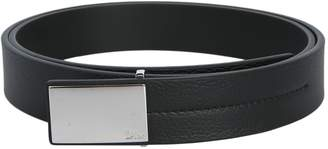 Christian Dior Belt With Metal Buckle