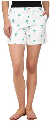 Dockers Petite Petite Essential Shorts $44 thestylecure.com