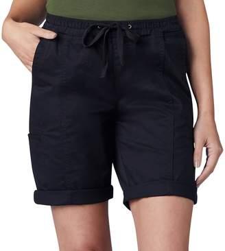 Lee Women's Flex-To-Go Pull-On Bermuda Shorts