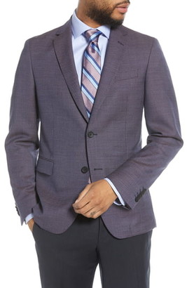 BOSS Nobis Trim Fit Wool Sport Coat