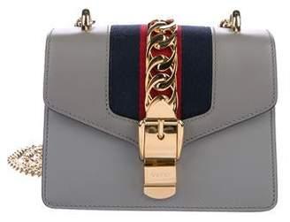 Gucci 2017 Mini Sylvie Chain Bag