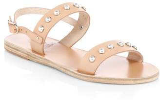2ed283d16c29 Ancient Greek Sandals Leather Upper Sandals For Women - ShopStyle UK