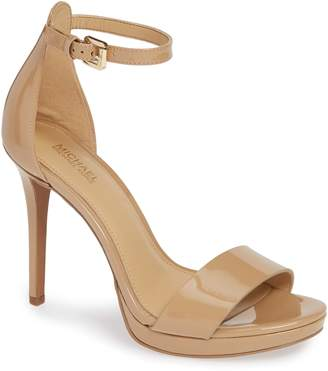 MICHAEL Michael Kors Hutton Ankle Strap Sandal