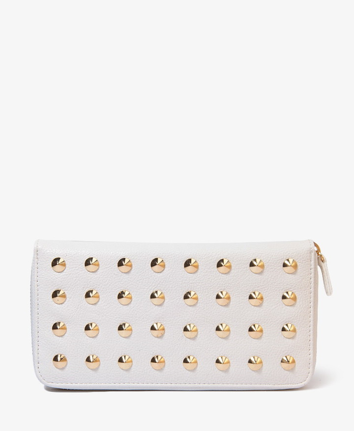 Forever 21 Spiked Wallet