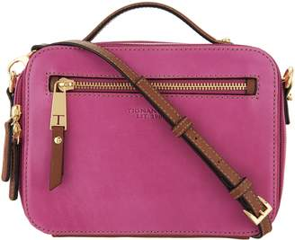 Tignanello Vintage Leather Camera Crossbody Bag - Atlantis