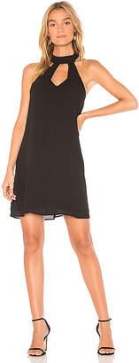 Krisa Cutout Mini Dress