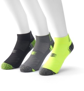 PowerSox By Goldtoe Men's by GOLDTOE 3-pack Low-Cut Socks