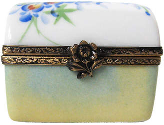 One Kings Lane Vintage Limoges Ring Box - CW House Eclectic
