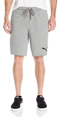 "Puma Men's P48 Core Shorts 10"" French Terry"