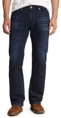 AG Jeans Protege Straight-Leg Jeans