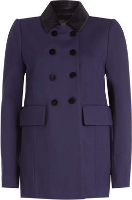 Steffen Schraut Jacket with Velvet Collar