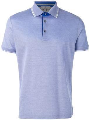 Canali classic polo shirt