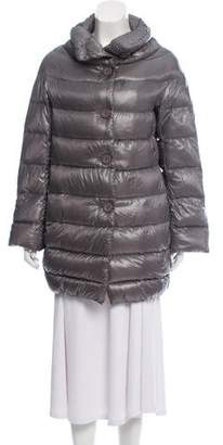 Amina Rubinacci Short Down Coat
