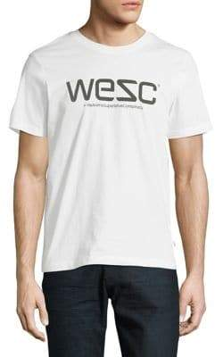 Wesc Graphic Logo T-Shirt