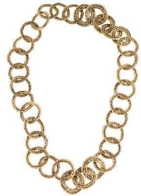 Aurelie Bidermann Circle Link Necklace