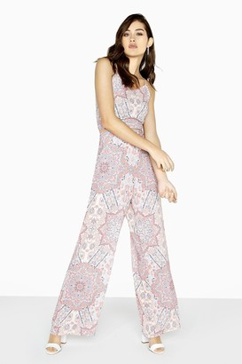 Girls On Film Outlet Florence Paisley Palazzo Trousers