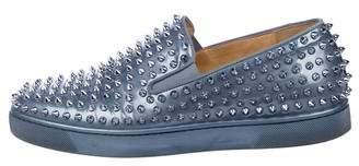 Christian Louboutin Roller-Boat Flat Sneakers
