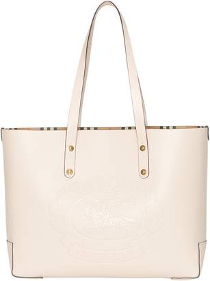 Burberry Embossed Crest Small Leather Tote 7750476834c30