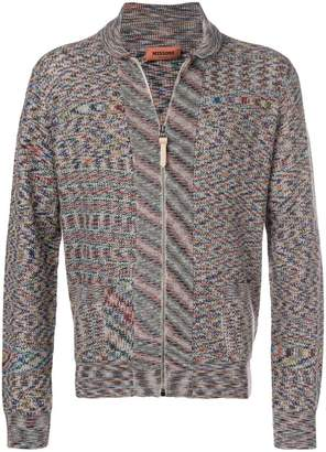 Missoni zipped sweater