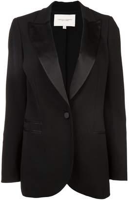 Carolina Herrera tuxedo blazer