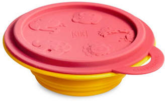 Marcus Collection &  the Lion Collapsible Silicone Baby Bowl