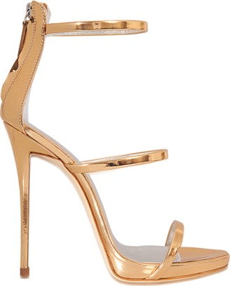 Giuseppe Zanotti Three strap sandal $480 thestylecure.com