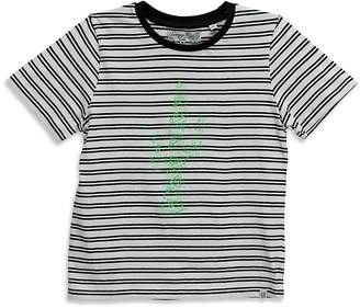 Sovereign Code Boys' Striped Cactus Tee - Big Kid