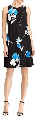 Lauren Ralph Lauren Petites Floral Jersey Dress
