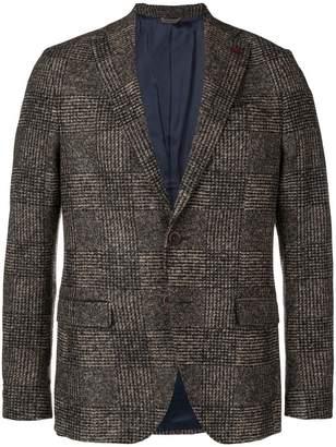 Manuel Ritz checked blazer