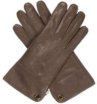 Loro Piana Jacqueline Leather Gloves w/ Tags