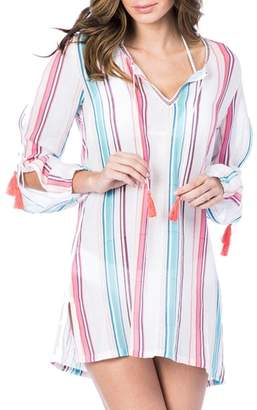 LaBlanca La Blanca Paradise Cover-Up Tunic