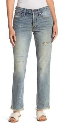 Free People Pioneer Skinny Jeans