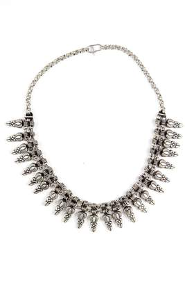 Ila Fashion Pickle Statement Necklace