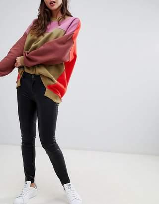 Blank NYC coated skinny jean